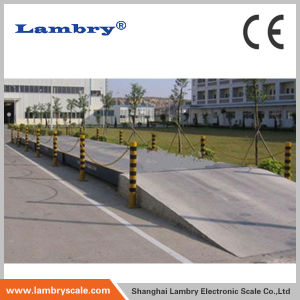 80t Weighbridge (SCS) with OIML for Industrial