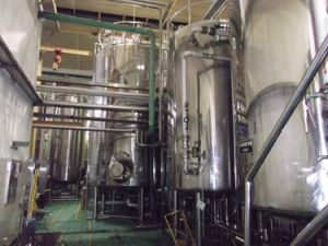 Liquid Stainless Storage Tank with Ss304 Ss316 pictures & photos
