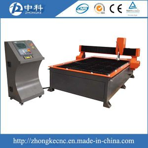 Steel CNC Cutter Machine with Plasma Power 100A pictures & photos