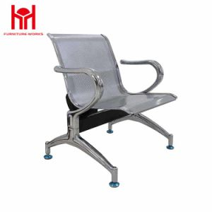 China Manufacture Metal One Seater Steel Waiting Chair pictures & photos