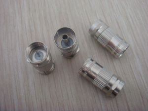 PAL Female to F Male Connector pictures & photos