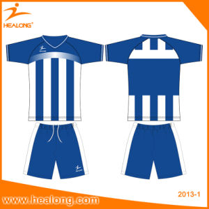 Healong Customzied Wholesale Colorful Soccer Set pictures & photos