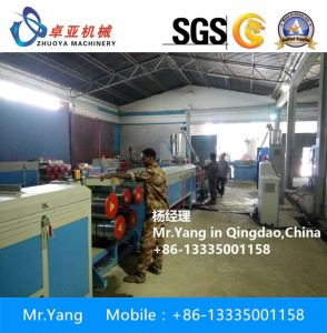 Pet PP Rope Monofilament Yarn Making Machine pictures & photos