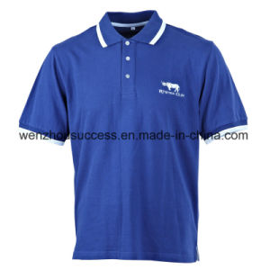 100% Cotton Polo Shirt for Promotional Gift pictures & photos