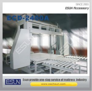 Ecd-2400A Horizontal Block Foam Cutter Machine pictures & photos