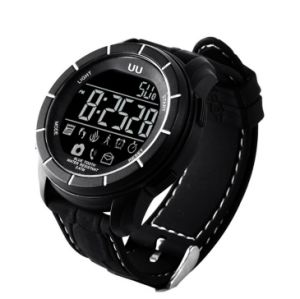 2017 Latest Smart Watch Uu Wrist Watch 50m Waterproof Sport Watch with Ce RoHS/Phone pictures & photos