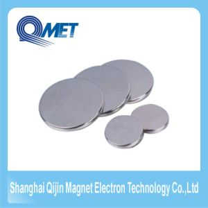 Various Specification Permanent NdFeB Cylinder Magnet