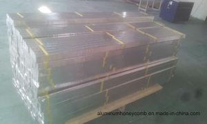 Unexpanded Aluminum Honeycomb Core Slice
