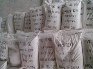 PVC resin suspension grade sg3, sg5, sg8 pictures & photos