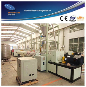 PVC Pipe Extruding Line with 10 Years Factory pictures & photos