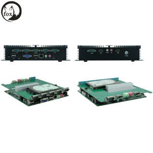 Nfd10 6*COM RS232 Industrial Embedded Computer pictures & photos