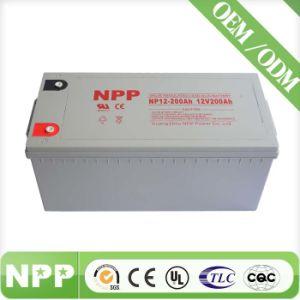 Deep Cycle Battery for Solar Power (12V200AH)