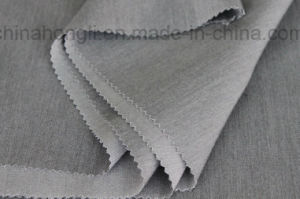 Polyester/Rayon 40s/2, Core-Spun Yarn, Single Dyed, 3/1 Twill pictures & photos