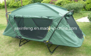 Outdoor Camping Cot Removable Tent