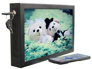 10.2 Inch Samll Indoor Wall Mounted TFT Advertising Player pictures & photos