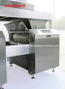 Three-Roller Dough Sheeter for Biscuit Production pictures & photos