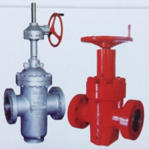 Flat Valve for Well