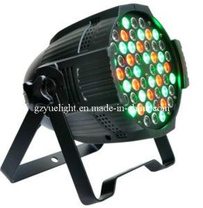 Non-Water Proof 54PCS*1/3W LED PAR Light pictures & photos