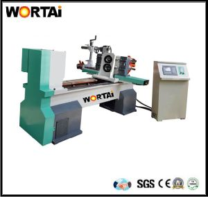 Double-Axis Double Anti-Knife Lathering and Milling Machine pictures & photos