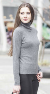Women′s Knitting Cashmere Sweater (1500002017) pictures & photos