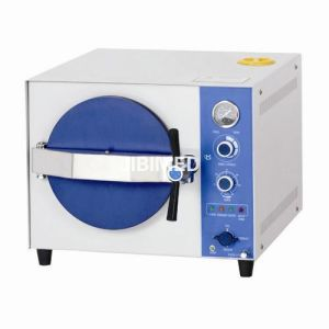High Quality Table Top Steam Sterilizer pictures & photos