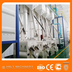 Full Automatic Complete Set Rice Mill Machine for Sale pictures & photos