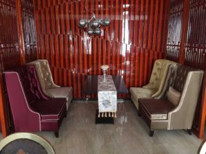 Restaurant Sofa and Table/Restaurant Furniture Sets/Hotel Furniture/Dining Room Furniture Sets/Dining Sets (NCHST-006) pictures & photos