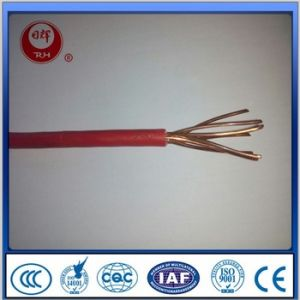 Stranded Copper Conductor PVC Insulation Electrical Wires China Manufacturer
