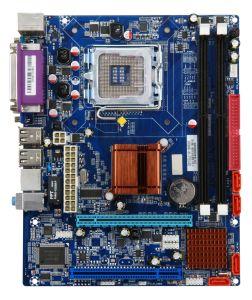Esonic Boxd G31cel2 Motherboard Mainboard, LGA 775 Socket 2xddr2, 4xsata pictures & photos