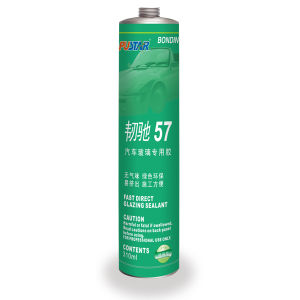 New Product, Environmental, Odorlessness Polyurethane Windshield Sealant for Car Repair pictures & photos