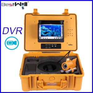 Underwater Camera with 7′′ Digital Screen DVR Video Recording 7A pictures & photos