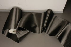 Carbon Fiber Sheet Cloth Fabric (G2W200W35CM) Reinforcement