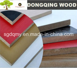 1220X2440X18mm Laminated Melamine MDF for Sale pictures & photos
