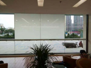 Switchable Privacy Pdlc Film with High Transparency pictures & photos