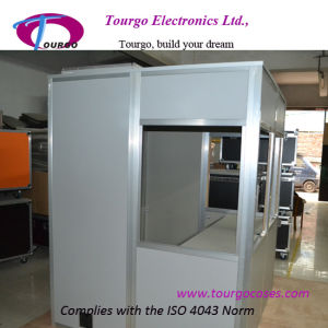 Mobile Soundproof Booths for Simultaneous Interpretation, Translation Booths