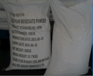 Lowed Price Sodium Benzoate / Potassium Sorbate / Food Preservatives pictures & photos