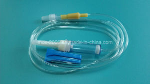 High Quanlity Infusion Set with CE&ISO Certification pictures & photos