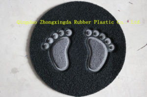 3G PVC Roundness Door Mat Foot Mat for Floor pictures & photos