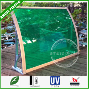 Hot Sale High Quality Durable Affordable DIY Aluminium Polycarbonate Awning pictures & photos