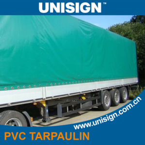 High Quality PVC Laminated Tarpaulin for Cover (ULT1199/550) pictures & photos