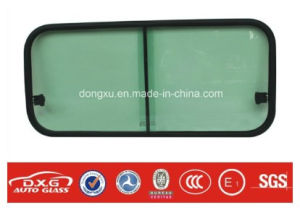 Tempered Front Sliding Glass for Nissan Urvan pictures & photos