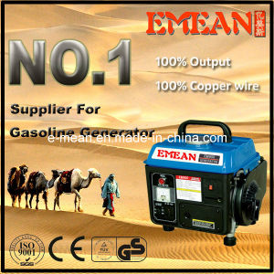 600W Petrol Small Electric Gasoline Generator pictures & photos