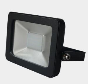50W Slim Outdoor Garden LED Flood Light with PIR Sensor pictures & photos