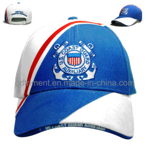 Custom Cotton Twill Sandwich Embroidery Leisure Baseball Cap (TMB6224) pictures & photos