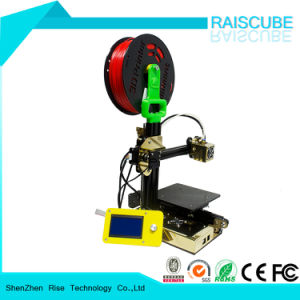 High Performance Rapid Prototype Fdm Digital DIY 3D Printer Machine pictures & photos
