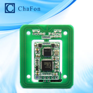 13 56MHz RFID Reader Module (43X35X4mm) with Antenna Build in Can Support ISO14443A/B/ISO15693
