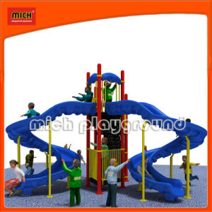 Newest Slide Kid Outdoor Amusement Playground pictures & photos