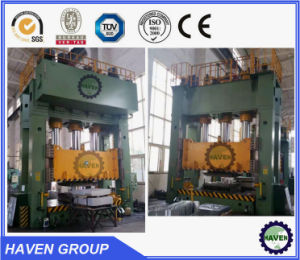 YQ27 single action hydraulic press stamping machine Chinese manufacture pictures & photos