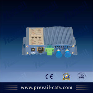 Prevail FTTB CATV 1GHz Agc Optical Receiver pictures & photos