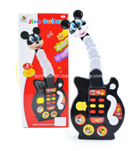 Jive Guitar Mouse Musical Instrument Toy pictures & photos